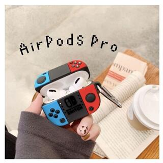 大人気 AirPods Pro ケース カバー ゲーム機 シリコン ¥650