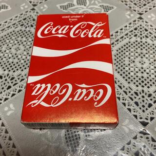 コカコーラ(コカ・コーラ)の【レア】コカコーラ トランプ(ノベルティグッズ)