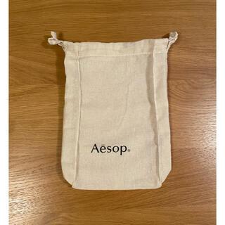 イソップ(Aesop)のAesop・巾着(ショップ袋)