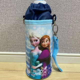 ディズニー(Disney)の【訳あり】アナと雪の女王 水筒カバー(水筒)