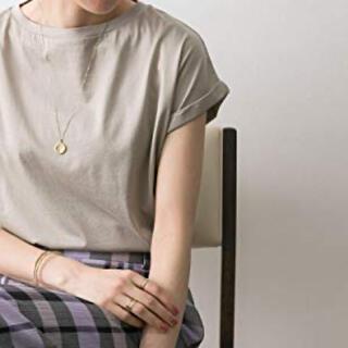 アーバンリサーチ(URBAN RESEARCH)の新品♡ペルビアンコットンTシャツ(Tシャツ(半袖/袖なし))