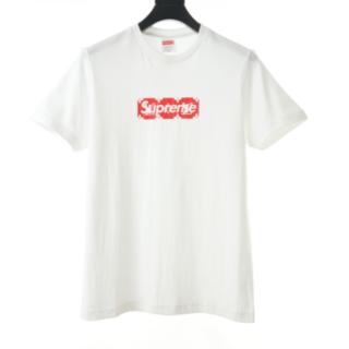 シュプリーム 半袖Tシャツ  モノグラムボックスロゴ半袖Tシャツ(Tシャツ/カットソー(半袖/袖なし))