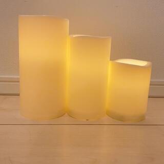 IKEA キャンドル ランプ
