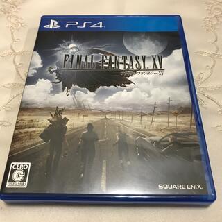 PlayStation4 - ファイナルファンタジーXV PS4