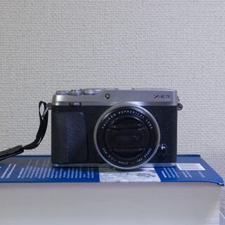 富士フイルム - Fujifilm X-E3 + XF 27mm f2.8