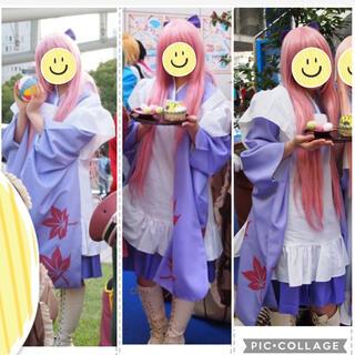 千本桜 巡音ルカ コスプレ(衣装一式)