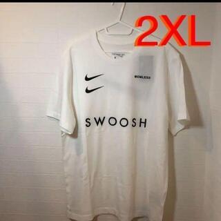 NIKE - ラスト1【新品】【サイズ:2XL】ナイキSWOOSH Tシャツ