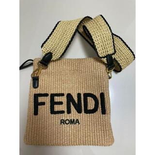 FENDI ストローパッグ☆2021