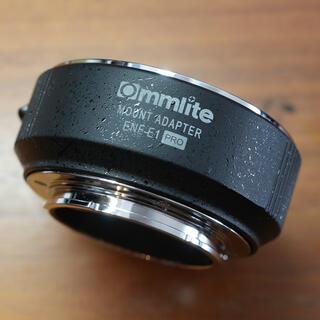 SONY - commlite ENF-E1 マウントアダプター