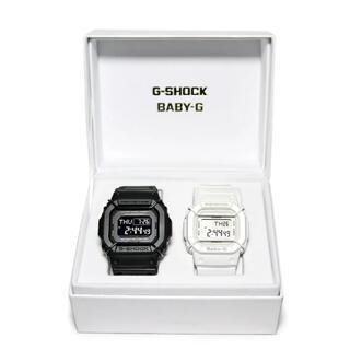G-SHOCK 3433P 3290(B)P ペアウォッチ