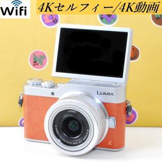 Panasonic - ★Wi-Fi&自撮り リモート撮影 4K動画・フォト★LUMIX GF9