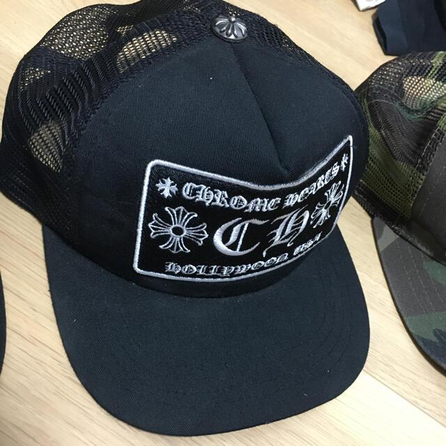 Chrome Hearts(クロムハーツ)のChromheartsキャップ メンズの帽子(キャップ)の商品写真