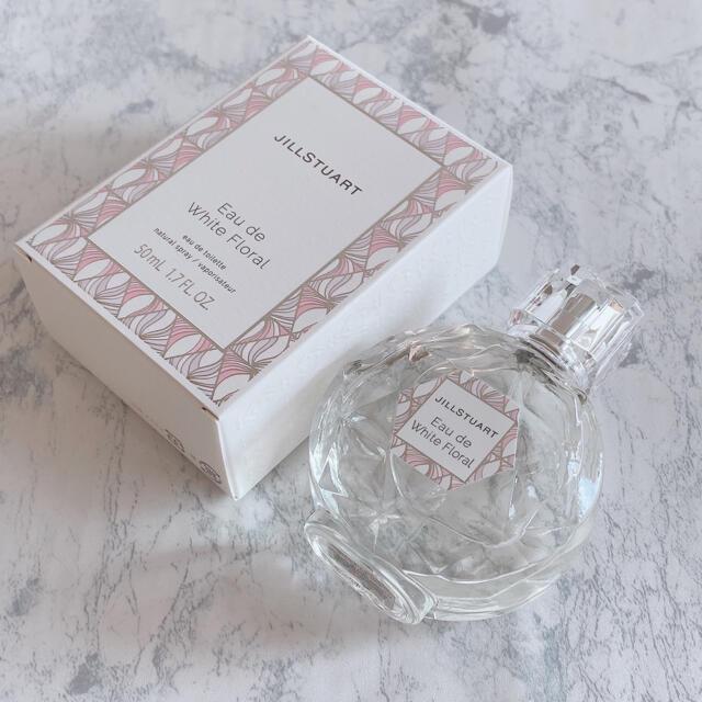 JILLSTUART(ジルスチュアート)の新品*ジルスチュアート オード ホワイトフローラル 50ml 香水 コスメ/美容の香水(香水(女性用))の商品写真