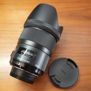SIGMA - sigma ART 35mm F1.4 DG Nikon用
