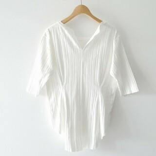 イエナ(IENA)のR JUBILEE RIB TUCK Tシャツ(Tシャツ(半袖/袖なし))
