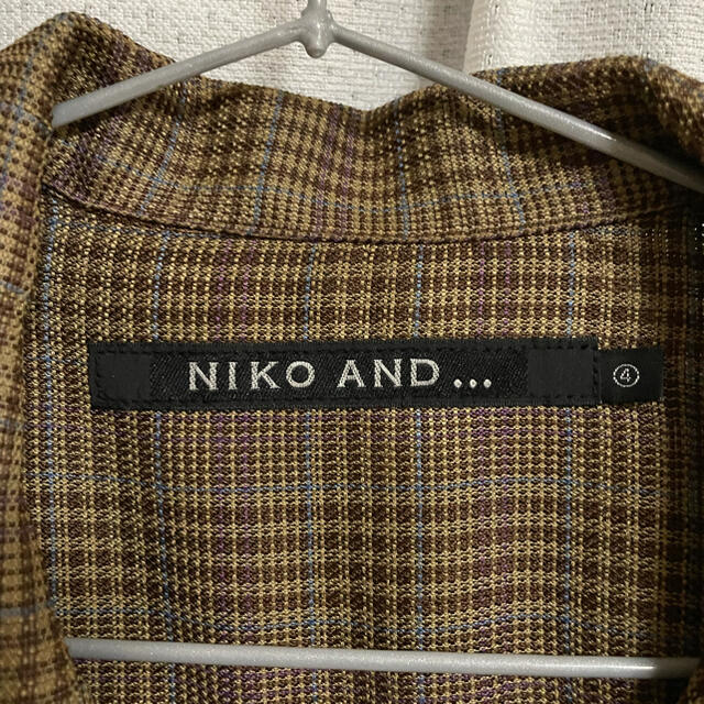 niko and...(ニコアンド)のNiko and… シャツ メンズのトップス(シャツ)の商品写真