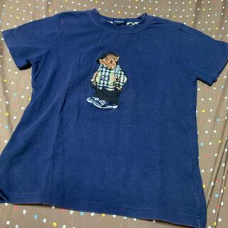 バーバリー(BURBERRY)のバーバリー 半袖Tシャツ くま(Tシャツ(半袖/袖なし))