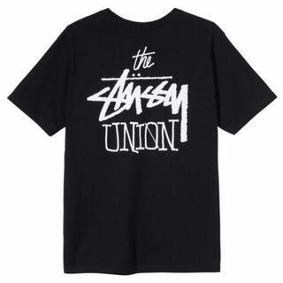 STUSSY - stussy UNION 30周年コラボTシャツ Sサイズ