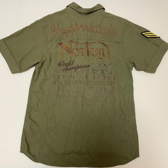 Norton(ノートン)のNortonシャツ  メンズのトップス(シャツ)の商品写真
