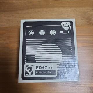E.D.GEAR EDギア ミニアンプ EDA7 BLK(ギターアンプ)