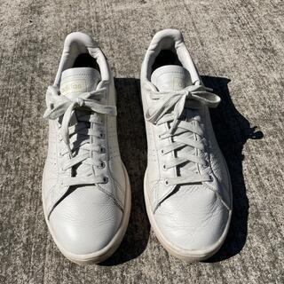 アディダス(adidas)のアディダス adidas レザースニーカー アドバンコート 29cm 29.0(スニーカー)