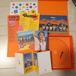 防弾少年団(BTS) - BTS Butter peaches テヒョン V テテ
