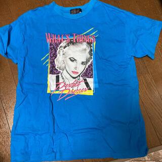 ペコクラブ(PECO CLUB)のpecoclub プリント半袖Tシャツ(Tシャツ(半袖/袖なし))