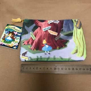 Disney - アリス ポーチ ディズニー 風景 シーン