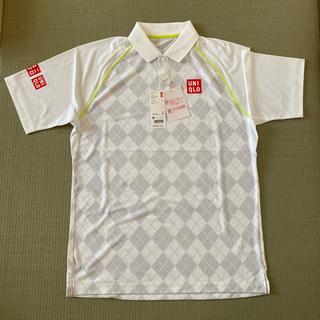 ユニクロ(UNIQLO)の錦織圭モデル テニスポロシャツ(ウェア)