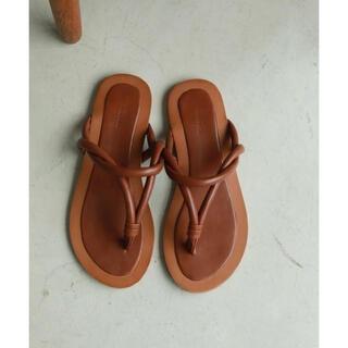 TODAYFUL - TODAYFUL Tong Slide Sandals 21SS 今季