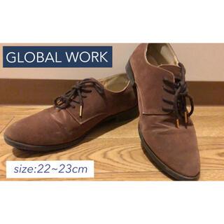 グローバルワーク(GLOBAL WORK)の【GLOBAL WORK】ドレスアップシューズ(その他)
