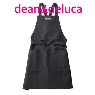 DEAN & DELUCA - 新品⭐︎DEAN&DELUKA ディーンアンドデルーカ フルエプロン ブラック