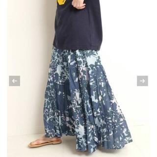 IENA SLOBE - 【SLOBE IENA♡MOI NON PLUS TIERスカート】