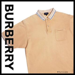 BURBERRY - 値下げ交渉あり‼︎ Burberry バーバリー ポロシャツ 1265