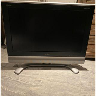 アクオス(AQUOS)のテレビ シャープAQUOS 32V型ワイド(テレビ)