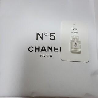 シャネル(CHANEL)のシャネル ファクトリー5  ノベルティバッグ メッシュバッグ サンプル(ノベルティグッズ)