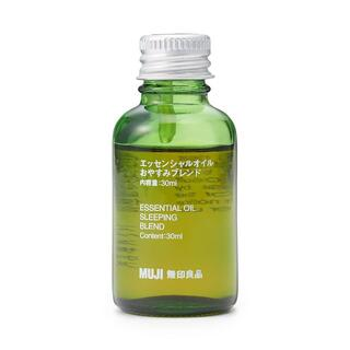 MUJI (無印良品) - 無印良品 エッセンシャルオイル おやすみブレンド 30ml