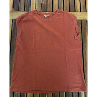 Ron Herman - オーラリー スリーブレスTシャツ