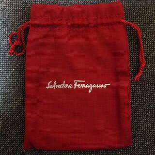 サルヴァトーレフェラガモ(Salvatore Ferragamo)のFerragamo 希少 巾着時計入れA(腕時計(アナログ))