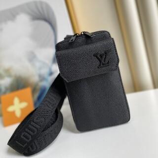 LOUIS VUITTON - Louis Vuitton アエログラム フォンポーチ