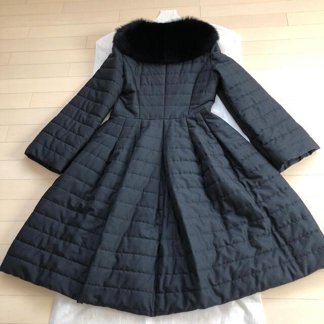 FOXEY(フォクシー)の本日のみの価格です!FOXEY フォクシー コート PAVE レディースのジャケット/アウター(ロングコート)の商品写真