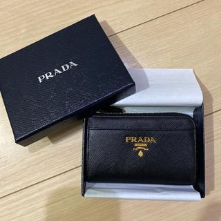 PRADA - プラダ キーケース ミニウォレット