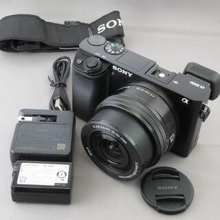 SONY - ソニー α6000 E16-50PZ ILCE-6000
