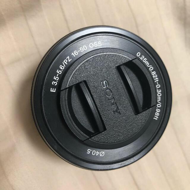 SONY(ソニー)のSEL1650 ソニー Eマウント レンズ ミラーレス一眼 スマホ/家電/カメラのカメラ(レンズ(ズーム))の商品写真