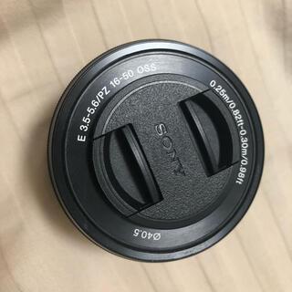 SONY - SEL1650 ソニー Eマウント レンズ ミラーレス一眼