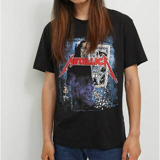 H&M - H&M×Metallica メタリカ コラボTシャツ!!