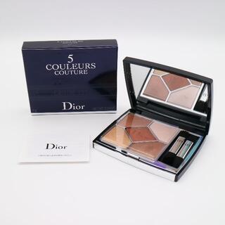 ディオール(Dior)のディオール サンククルールクチュール 022(アイシャドウ)