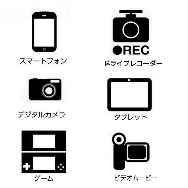 microSDHC32GB (HI-DISC)ハイディスク【新品・送料無料】 スマホ/家電/カメラのスマートフォン/携帯電話(その他)の商品写真