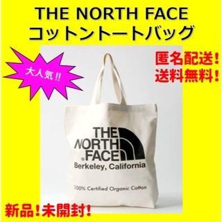 THE NORTH FACE - 【新品未使用】THE NORTH FACE コットントートバッグ