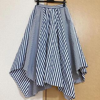 CECIL McBEE - セシルマクビー ストライプスカート